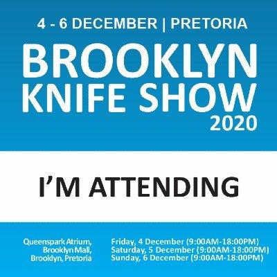 Brooklyn Knife Show 2020 (BKS2020) - 4 to 6 Dec 2020