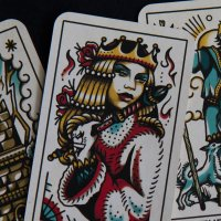 Queen of Wands Psychic Fair