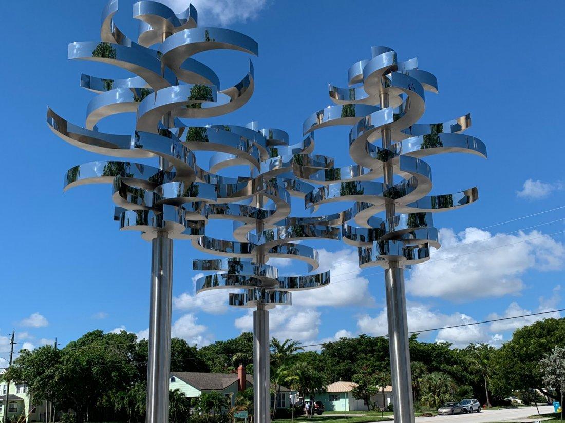 KINETIC ART EXHIBIT ANNOUNCES 5TH BIENNIAL EVENT IN BOYNTON BEACH, FL, 6 March | Event in Boynton Beach | AllEvents.in