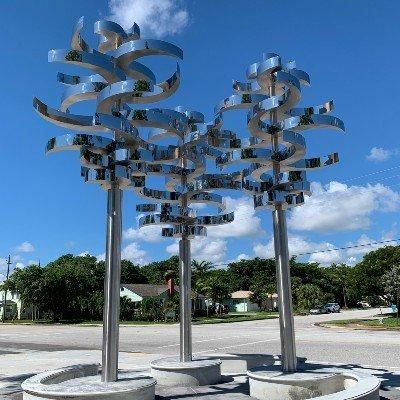 KINETIC ART EXHIBIT ANNOUNCES 5TH BIENNIAL EVENT IN BOYNTON BEACH FL