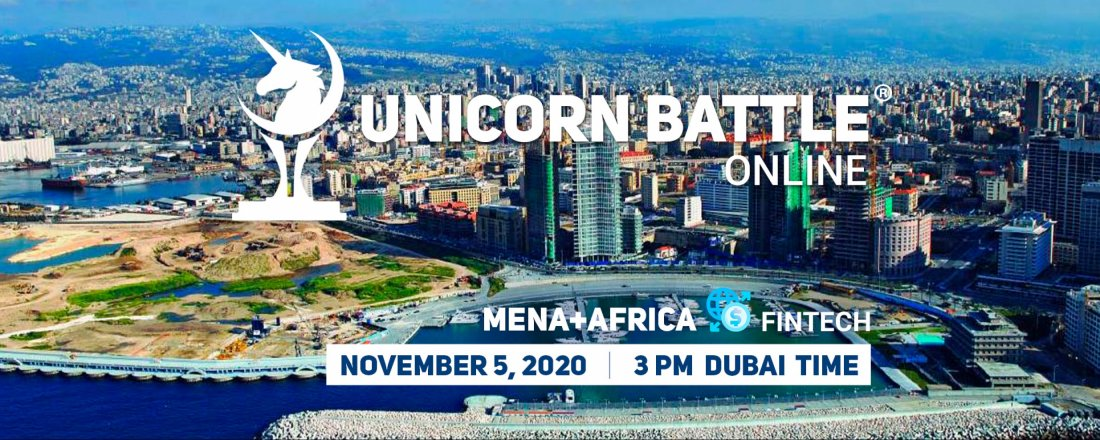 Fintech Unicorn Battle in MENA+AFRICA, 5 November | Online Event | AllEvents.in