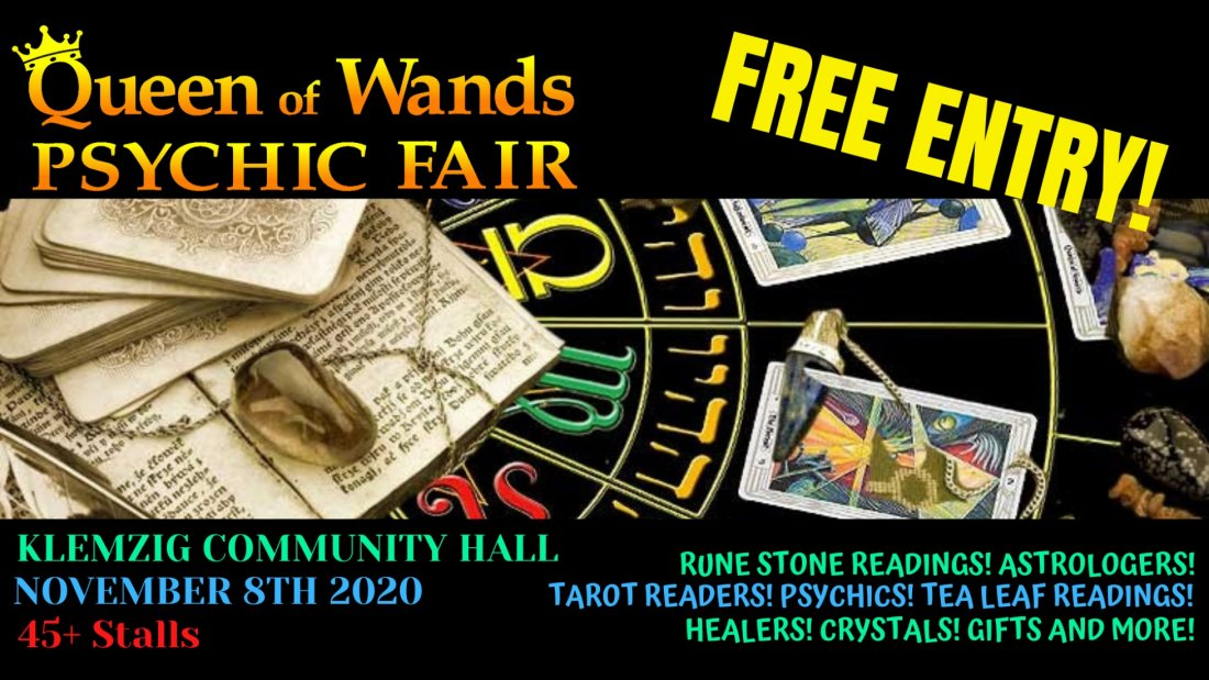 Queen of Wands Psychic Fair, 8 November | Event in Adelaide | AllEvents.in