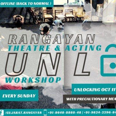 Rangayan - Theatre & Acting Workshop (OFFLINE Season 33)