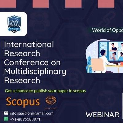 SAARD - 70th International Conference on Multidisciplinary Research (ICMR)