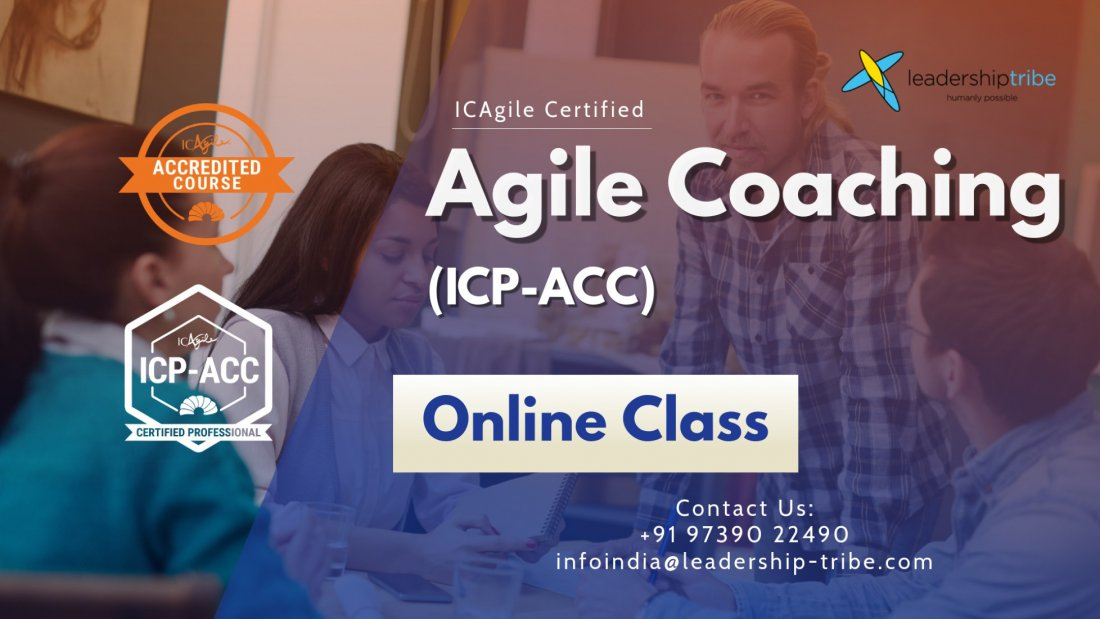 Agile Coaching (ICP-ACC) | Virtual - Global - March - Full Time, 10 March | Online Event | AllEvents.in