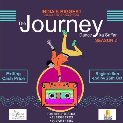 The Journey - Dance Ka Saffar