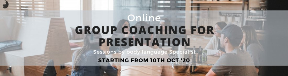 Group Coaching for Presentation  | Online Event | AllEvents.in