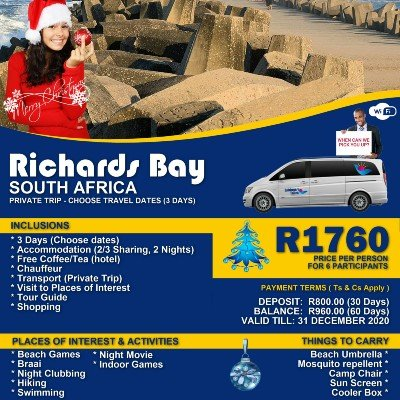 Richards Bay Pack 1