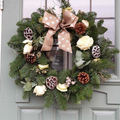 Christmas wreath Course 28th November