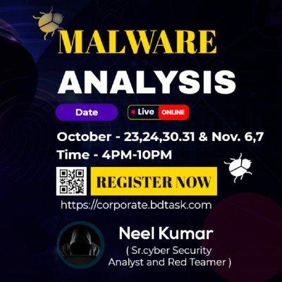 Malware Analysis Advance course