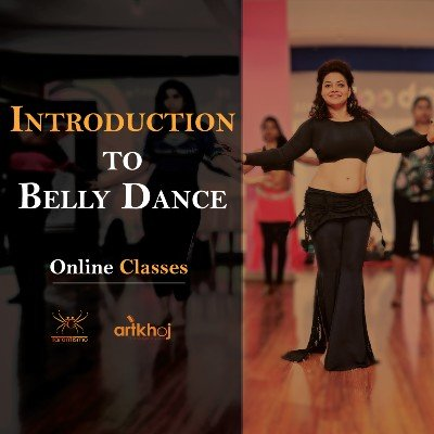 Online Belly Dance Classes (Weekend & Weekday batches)