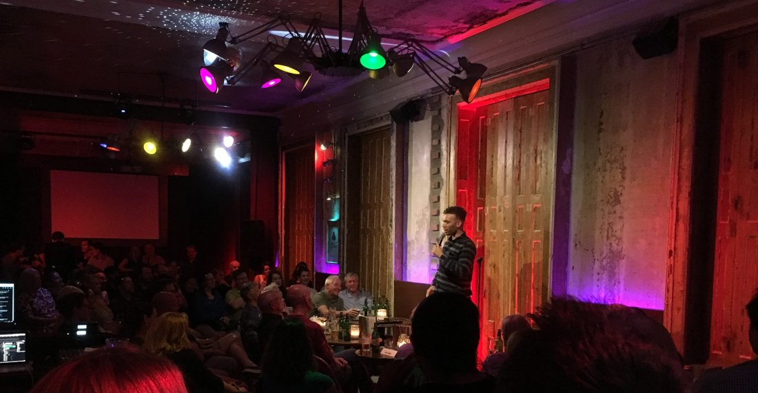 English Stand-up Comedy Open Mic, 30 October | Event in Vienna | AllEvents.in