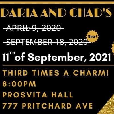 Daria and Chads Wedding Social