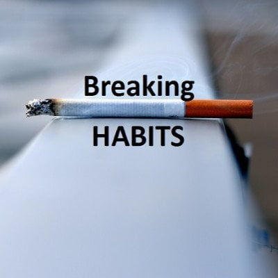 Breaking Habits online Workshop