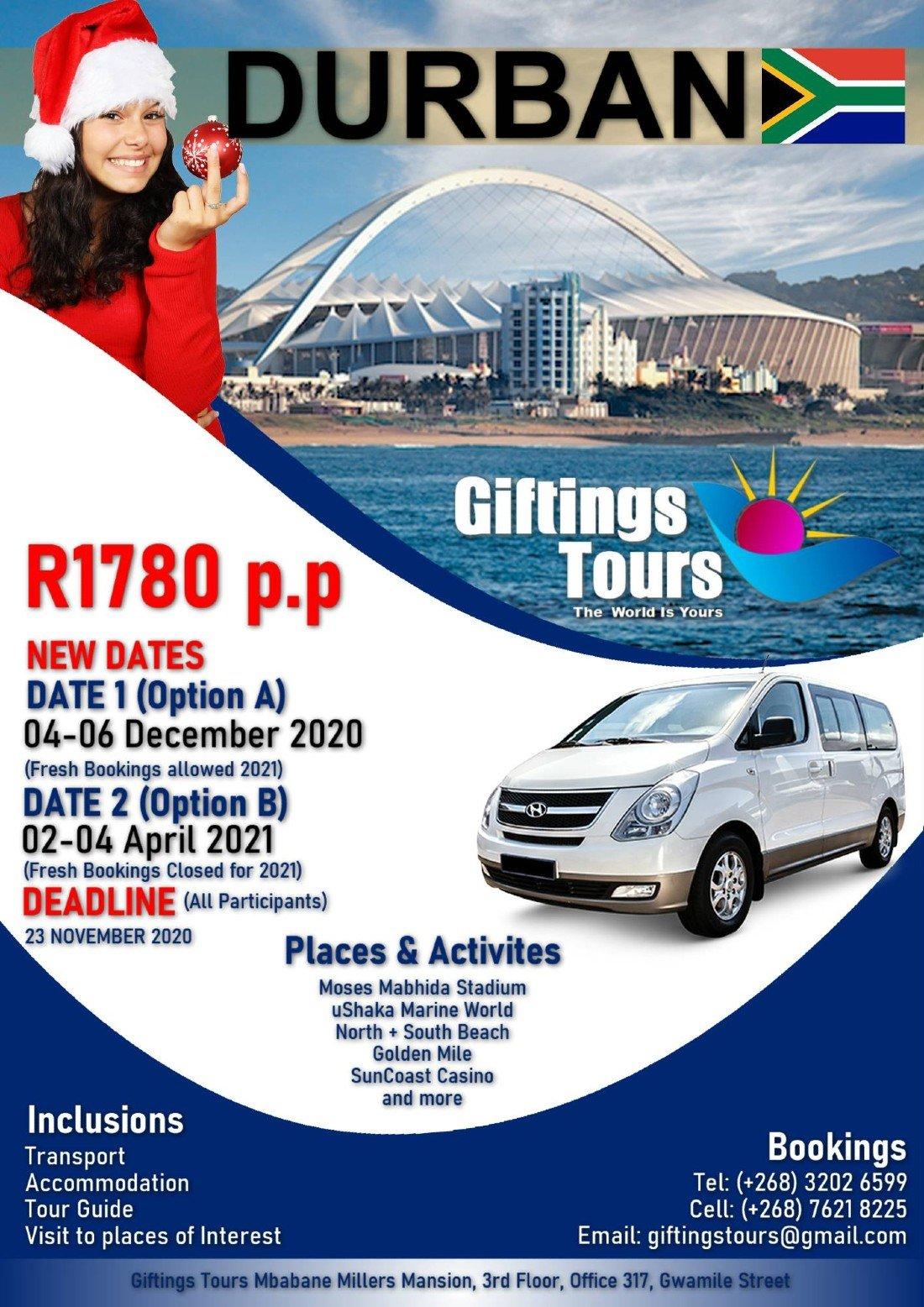 Durban Easter Vacation, 4 December | Event in Westville | AllEvents.in