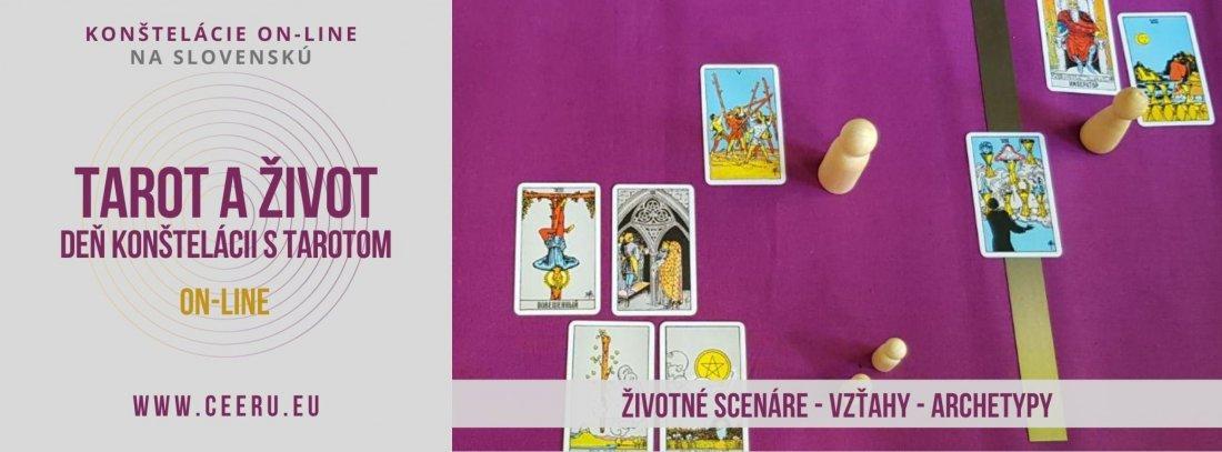 ZIVOT A TAROT – INDIVIDUALNE TAROT POSEDENIE S KARTAMI ON-LINE | Online Event | AllEvents.in