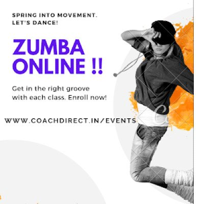 Online Zumba Session