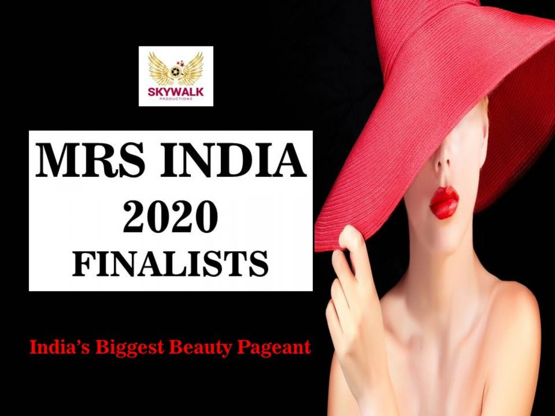 Mrs India 2020 Finalists | Event in New Delhi | AllEvents.in