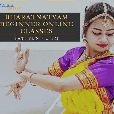 Bharatnatyam Beginner Online Class