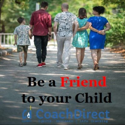 Be a Friend to your Child - Workshop