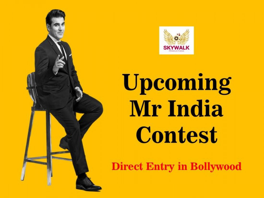 Upcoming Mr India Contest | Event in New Delhi | AllEvents.in