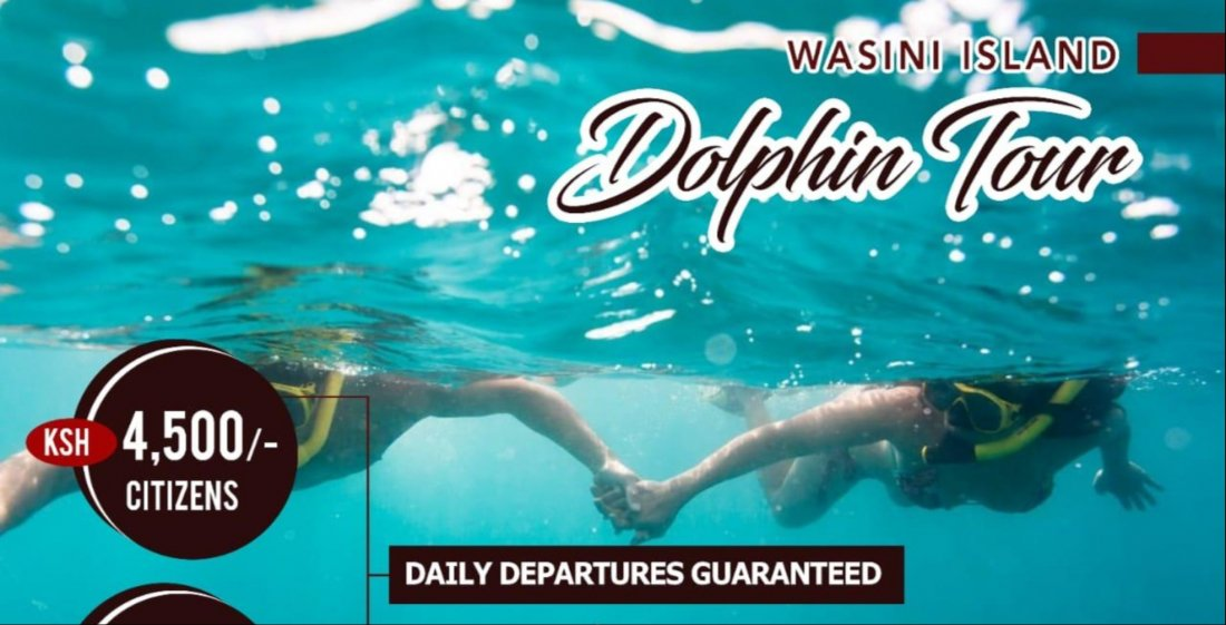 WASINI DOLPHIN TOUR | Event in Mombasa | AllEvents.in