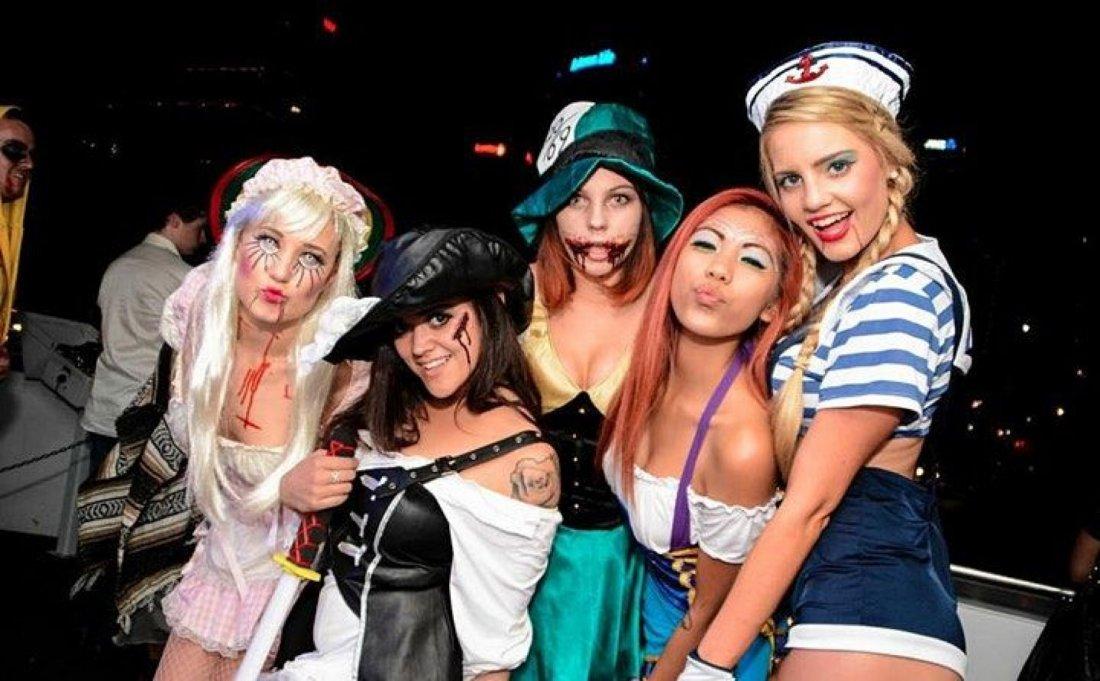 NYC Halloween House EDM Midnight Yacht Party Cruise at Skyport Marina Jewel Yacht, 1 November   Event in New York