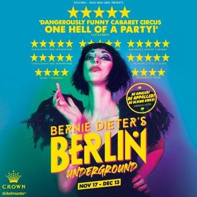Bernie Dieters Berlin Underground