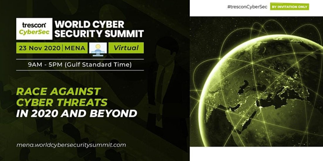 World Cyber Security Summit - MENA | Online Event | AllEvents.in