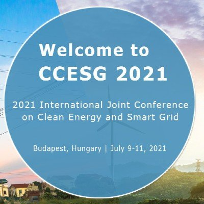 2021 4th  International Joint Conference on Clean Energy and Smart Grid (CCESG 2021)