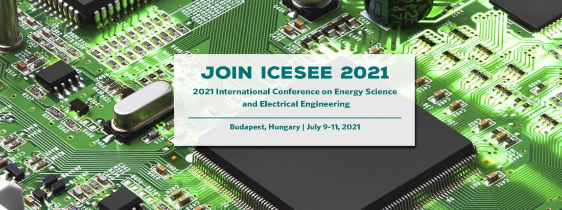 2021 5th International Conference on Energy Science and Electrical Engineering(ICESEE 2021), 9 July   AllEvents.in