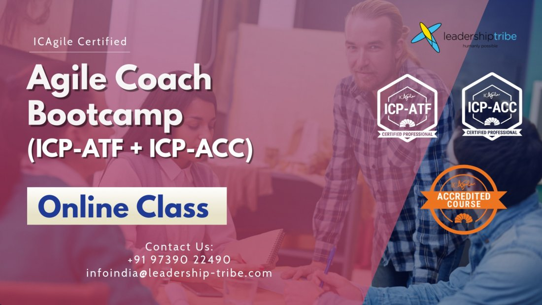 Agile Coach Bootcamp - Global - Virtual | Jan 2021, 12 January | Online Event | AllEvents.in