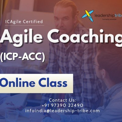 Agile Coaching (ICP-ACC)   Part Time - August 2021