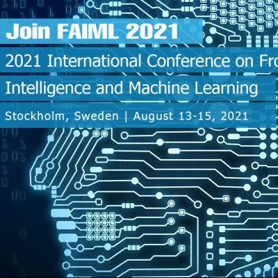 Conference on Frontiers of Artificial Intelligence and Machine Learning (FAIML 2021)