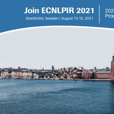 2021 European Conference on Natural Language Processing and Information Retrieval (ECNLPIR 2021)