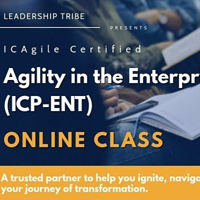 Agility in the Enterprise (ICP-ENT)  August 2021