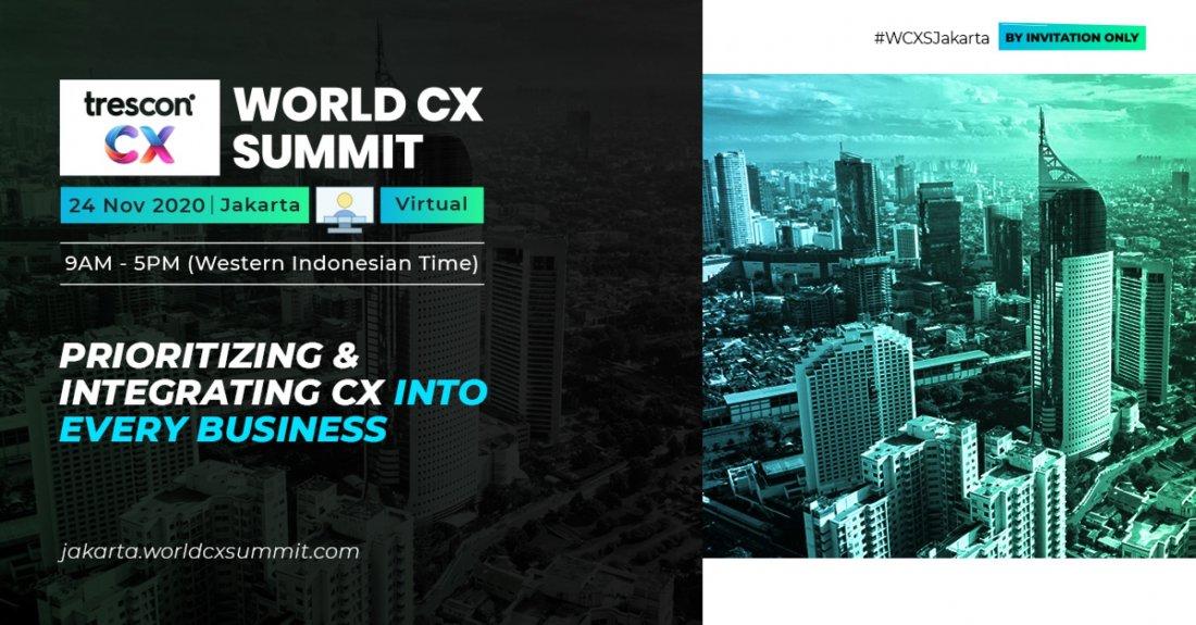 World CX Summit - Jakarta | Online Event | AllEvents.in
