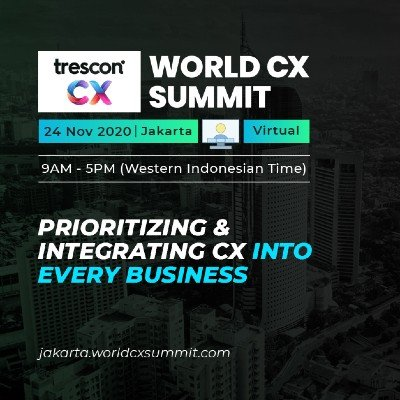 World CX Summit - Jakarta