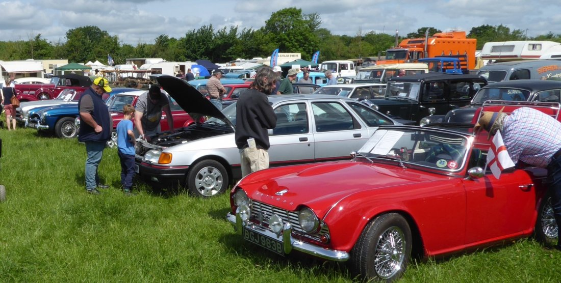 7th Lechlade Annual Vintage Rally & Country Show, 29 May | Event in Faringdon | AllEvents.in