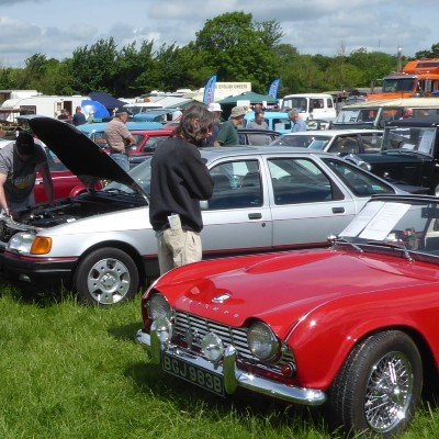 7th Lechlade Annual Vintage Rally & Country Show