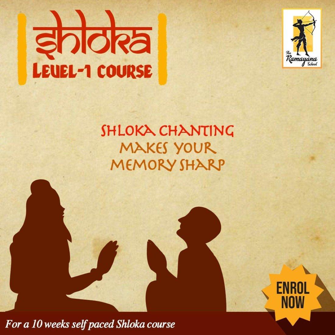Shloka Course for Kids  | Online Event | AllEvents.in
