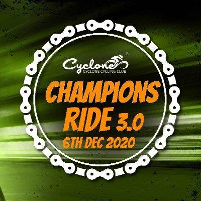 Champions Ride 3.0