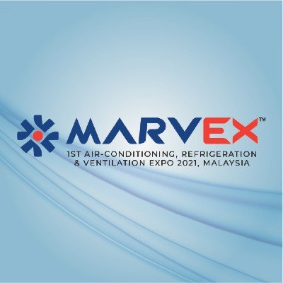 MARVEX 2021 - 1st Air-Conditioning Refrigeration & Ventilation EXPO 2021 Malaysia