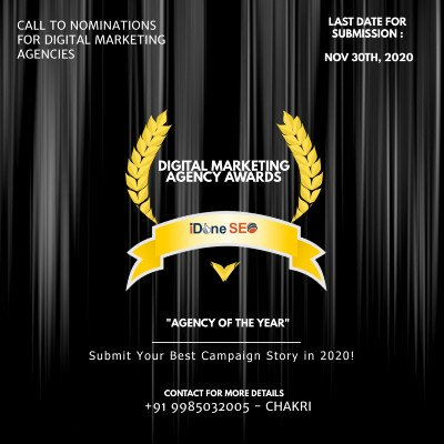Digital Marketing Agency Awards