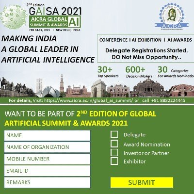 Global AI Summit and Awards