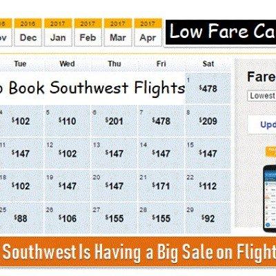 Southwest airlines sale 69