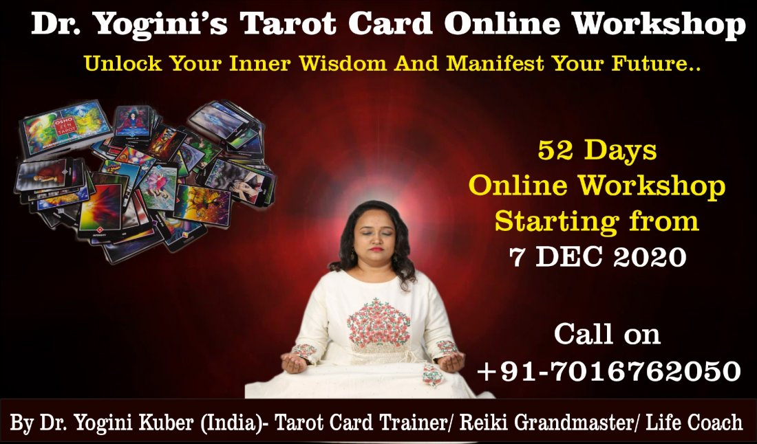 BECOME A PROFESSIONAL TAROT CARD READER IN 52 DAYS, 7 December | Online Event | AllEvents.in