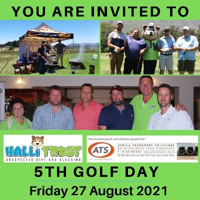 Halli Trust 5TH GOLF DAY