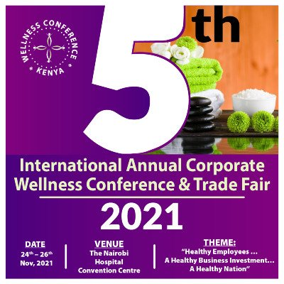 5TH INTERNATIONAL ANNUAL CORPORATE WELNESS CONFERENCE & TRADE FAIR