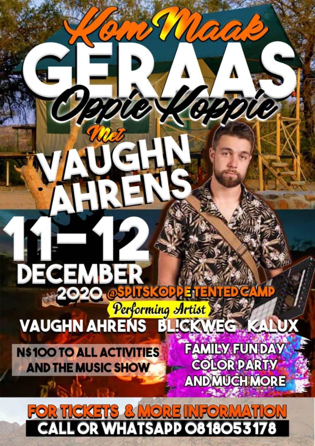 GERAAS OPPI KOPPI Family Fun weekend , 11 December   Event in Swakopmund   AllEvents.in